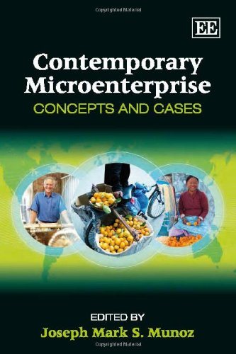 9781848449527: Contemporary Microenterprise: Concepts and Cases