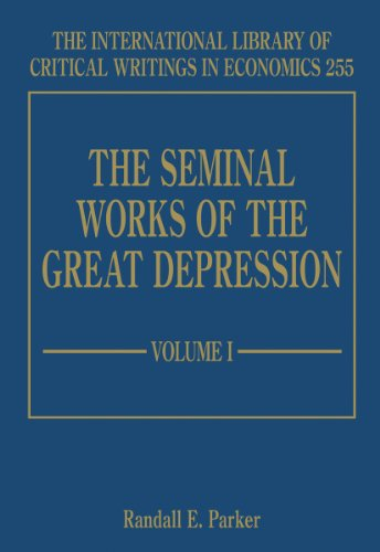 The Seminal Works of the Great Depression (Hardback)