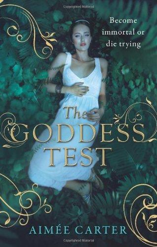 9781848450400: Goddess Test (The Goddess Chronicles)