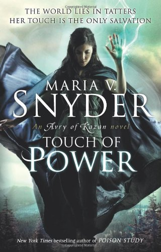 9781848450653: Touch of Power (An Avry of Kazan Novel)