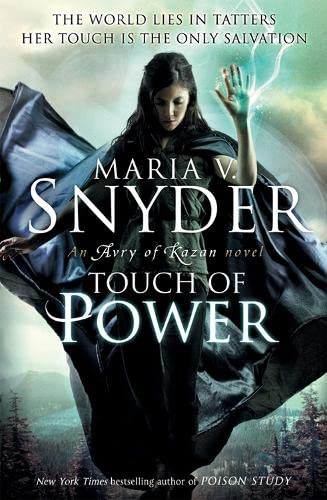9781848450929: Touch of Power (An Avry of Kazan Novel)