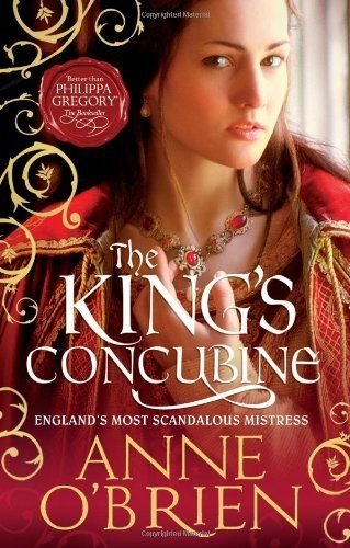 9781848450998: The King's Concubine