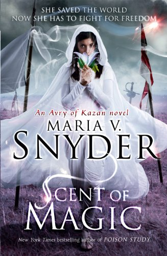 9781848452046: Scent of Magic (An Avry of Kazan Novel)