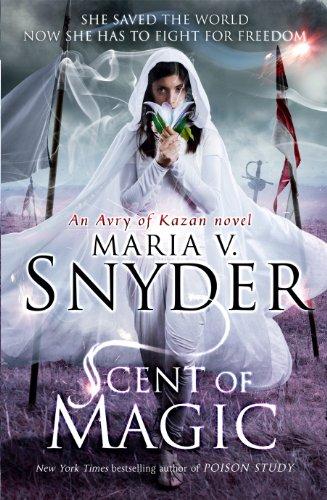 9781848452046: Scent of Magic (An Avry of Kazan Novel)
