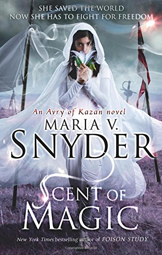 9781848452213: Scent of Magic (An Avry of Kazan Novel)