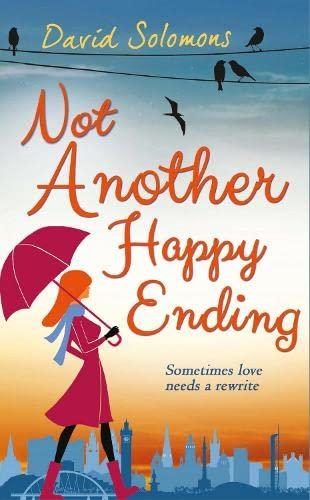 Not Another Happy Ending: Solomons, David