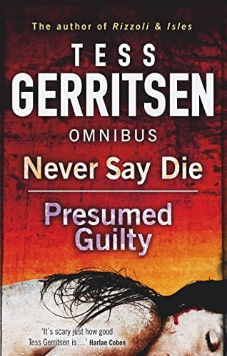 9781848452770: Never Say Die: Never Say Die / Presumed Guilty