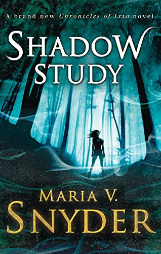 9781848453630: Shadow Study (The Chronicles of Ixia)