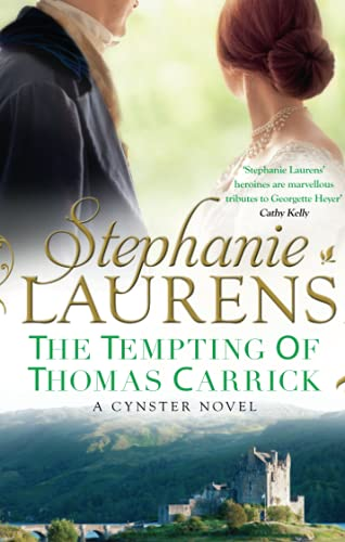 9781848453654: The Tempting of Thomas Carrick (Cynsters)