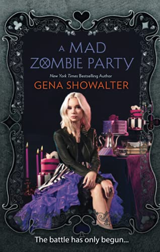 9781848453920: A Mad Zombie Party (Wrc 4) (The White Rabbit Chronicles)