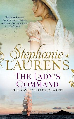 9781848454330: The Lady's Command (The Adventurers Quartet, Book 1)