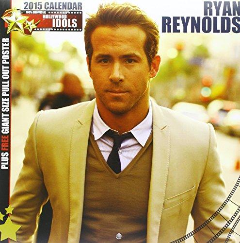 9781848471153: Ryan Reynolds Calendar 2015