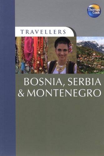 9781848481503: Travellers Bosnia, Serbia & Montenegro