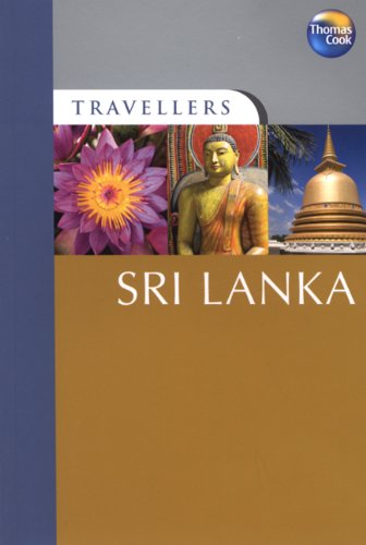 9781848481558: Sri Lanka (Travellers - Thomas Cook)