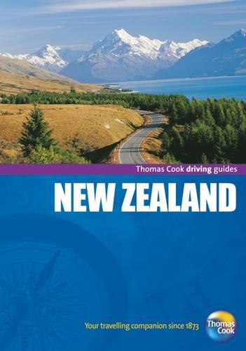 9781848482098: New Zealand (Driving Guides)