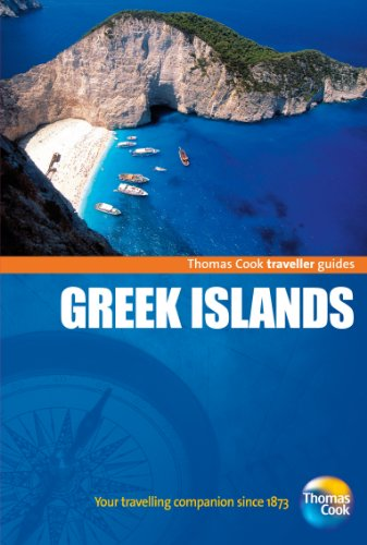 Traveller Guides Greek Islands, 4th (Travellers - Thomas Cook): Thomas Cook Publishing