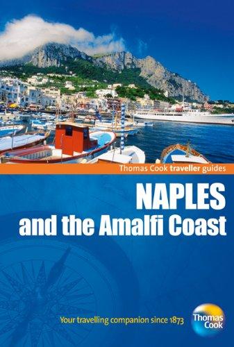 Traveller Guides Naples & the Amalfi Coast 4th Edition: Thomas Cook Publishing