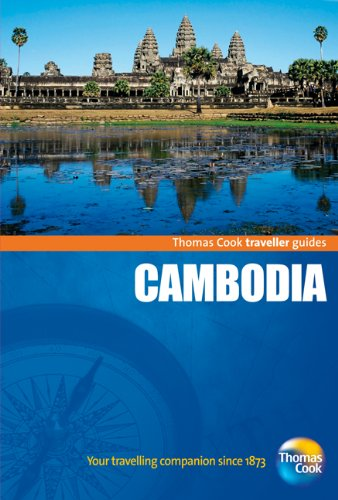 9781848482388: Traveller Guides Cambodia, 2nd (Travellers - Thomas Cook)