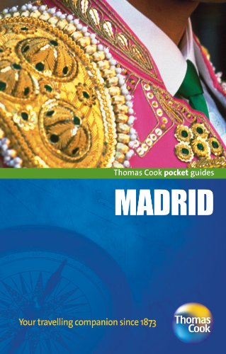 9781848483354: Madrid Pocket Guide, 3rd (Thomas Cook Pocket Guides)