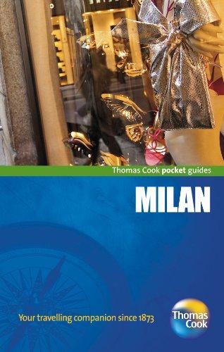 9781848483361: Milan Pocket Guide, 3rd (Thomas Cook Pocket Guides)