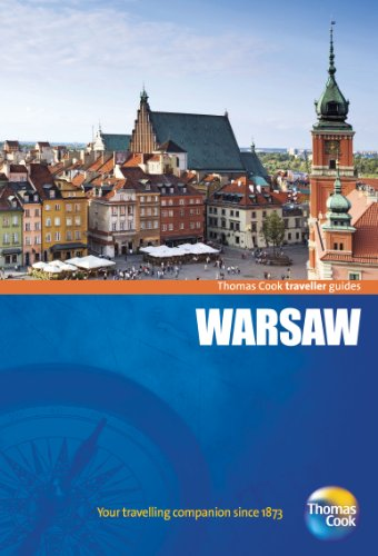 9781848483453: Traveller Guides Warsaw, 3rd (Travellers - Thomas Cook)