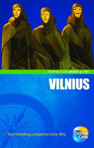 9781848484153: Vilnius Pocket Guide, 3rd (Thomas Cook Pocket Guides)