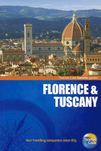Traveller Guides Florence & Tuscany, 4th (Travellers - Thomas Cook): Thomas Cook Publishing