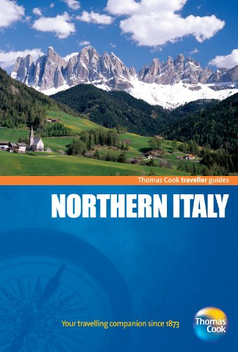 Traveller Guides Northern Italy 2nd (Travellers - Thomas Cook): Thomas Cook Publishing