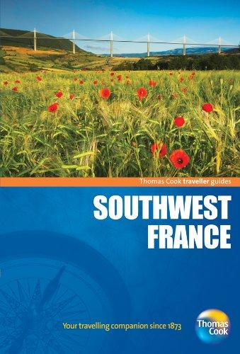 9781848484733: Traveller Guides Southwest France (Travellers - Thomas Cook)