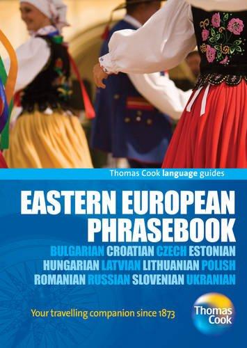 9781848484832: Eastern European Phrasebook, 3rd (Thomas Cook Language Guides)