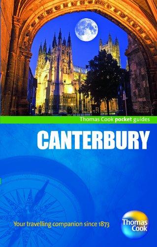 9781848484979: Canterbury, pocket guides, 1st