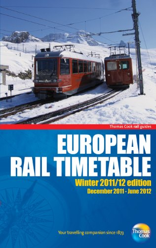 9781848485327: European Rail Timetable (Rail Guides)