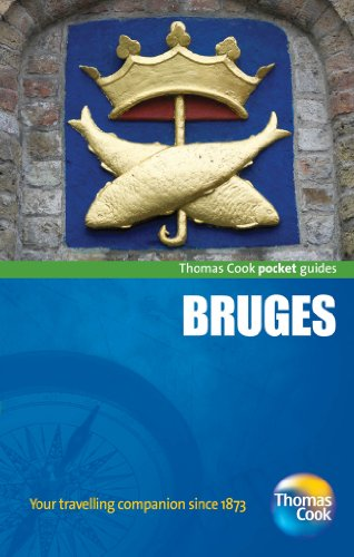 9781848485365: pocket guides Bruges, 4th (Thomas Cook Pocket Guides)