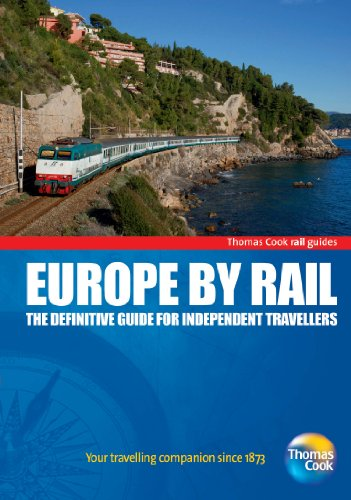 9781848485532: Europe By Rail: The Definitive Guide for Independent Travellers