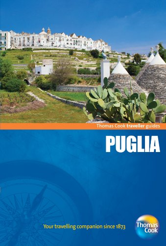 9781848485730: traveller guides Puglia, 4th (Travellers - Thomas Cook)