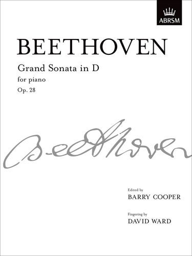 9781848491960: Grand Sonata in D, Op. 28: from Vol. II (Signature Series (ABRSM))
