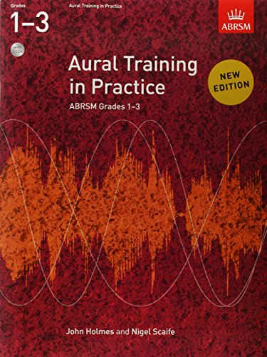 9781848492455: Aural Training in Practice, ABRSM Grades 1-3, with 2 CDs: New edition