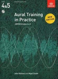 9781848492462: Aural Training in Practice, ABRSM Grades 4 & 5, with CD: New edition