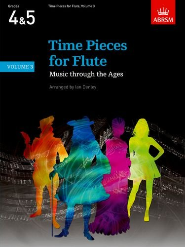 9781848492806: Time Pieces for Flute, Volume 3: Music through the Ages in 3 Volumes
