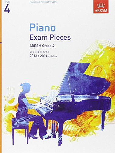 9781848494046: Piano Exam Pieces 2013 & 2014, ABRSM Grade 4: Selected from the 2013 & 2014 Syllabus (ABRSM Exam Pieces)