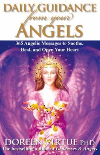 9781848500037: Daily Guidance from Your Angels