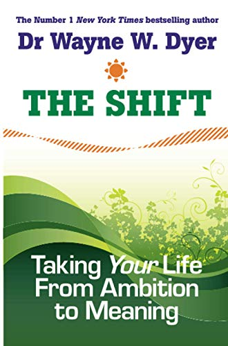 9781848500419: The Shift: Taking Your Life from Ambition to Meaning