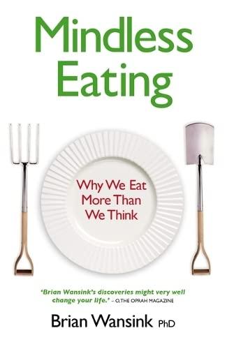 9781848501171: Mindless Eating