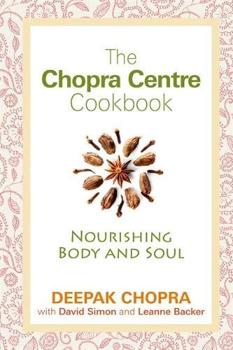 9781848503304: The Chopra Centre Cookbook