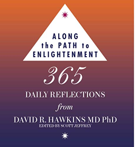 9781848504516: Along the Path to Enlightenment: 365 Daily Reflections from Dr. David R. Hawkins.