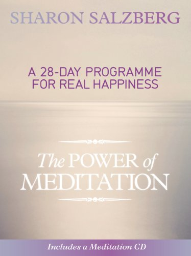 9781848504998: Power of Meditation: A 28-Day Programme for Real Happiness