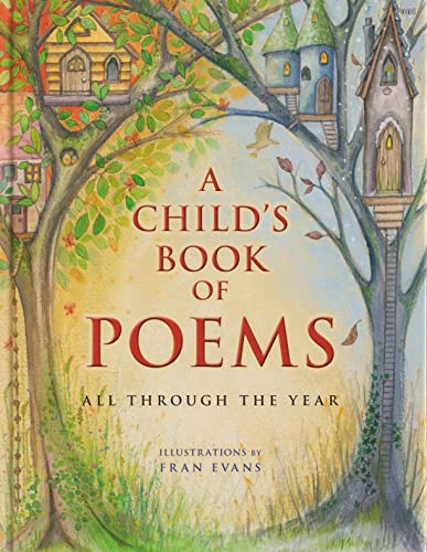 A Child's Book of Poems: Various