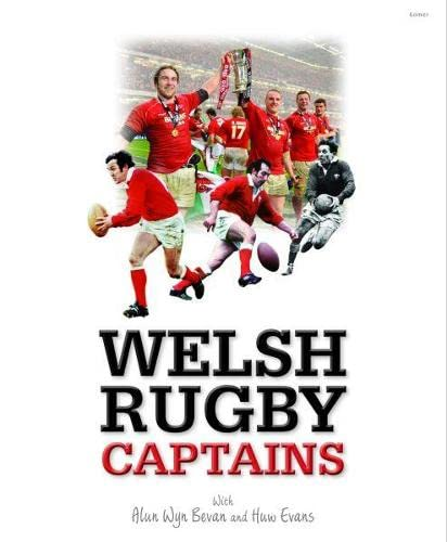 9781848512115: Welsh Rugby Captains