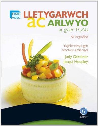 Lletygarwch ac Arlwyo ar Gyfer TGAU: Judy Gardiner, Jacqui