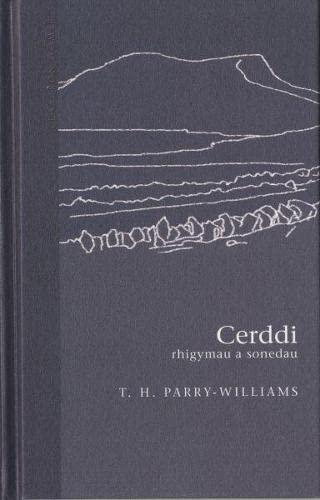 Cerddi T. H. Parry-Williams (Hardback): T. H. Parry-Williams